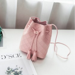MINI kabelka - svetlo ružová