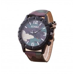 Pánske hodinky s ARMY motívom