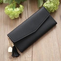 Peňaženka Elegance - čierna