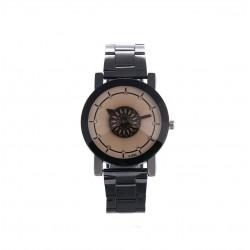Štýlová dámska kovová hodinka