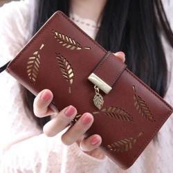 Vzorovaná peňaženka